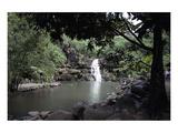 Waimea Falls Park  Oahu  Hawaii