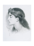 Study of Sappho