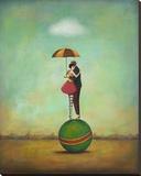 Circus Romance Tableau sur toile par Duy Huynh
