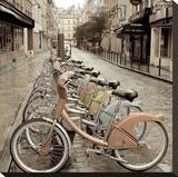 City Street Ride Paris