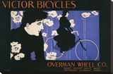 Victor Bicycles (horizontal)