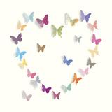 Butterfly Heart I