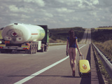 The Road.... Papier Photo par Igor Baranyuk