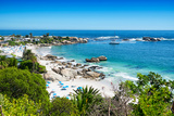 Awesome South Africa Collection - Clifton Beach Cape Town Papier Photo par Philippe Hugonnard