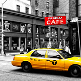 Safari CityPop Collection - New York Yellow Cab in Soho III