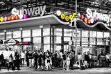 Safari CityPop Collection - Manhattan Subway Station