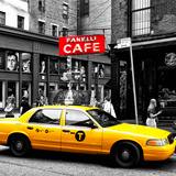 Safari CityPop Collection - New York Yellow Cab in Soho IV