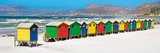 Awesome South Africa Collection Panoramic - Muizenberg Beach Cape Town II