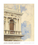 A Corner of the Library in Venice  1904/07