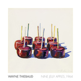 Nine Jelly Apples  1964