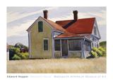 Marshall's House, 1932 Reproduction d'art par Edward Hopper