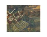 Four Dancers  c 1899