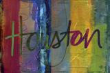 Abstract Houston