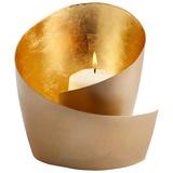 Mars Candleholder - Brass