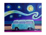 The Surf Bus Series The Starry Night Bulli