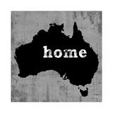 Australie Giclée par Luke Wilson