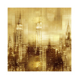 NYC - Reflections in Gold II