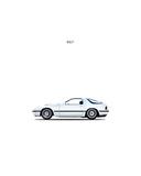 Mazda RX7 1988