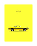 Mustang Shelby GT350 69 Yellow