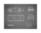 Triumph TR4-Grey