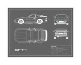Porsche 944 Turbo-Grey