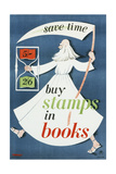 Save Time Buy Stamps in Books