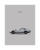 Toyotta 2000GT Grey
