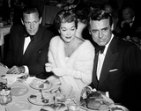Cary Grant  Jane Wyman and William Holden 1948