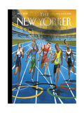 The New Yorker Cover - August 8  2016