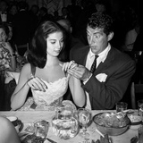 Dean Martin and Pier Angeli 1955