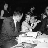 Jack Bean  Mitzi Gaynor and Johnnie Ray