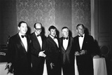 Milton Berle  Phil Silvers  Buddy Hackett  George Jessel and George Burns