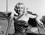 Marilyn Monroe  portrait on set of How to Marry a Millionaire  1953
