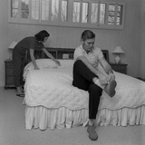 Chuck Connors & Family