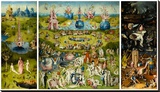 The Garden of Earthly Delights  1490-1510
