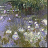 Water Lilies  1922