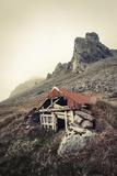 Abandoned Shelter Near Stokkness  Iceland  September 2015