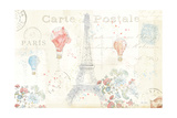 Lighthearted in Paris I