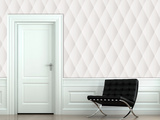 Quilted - Fresh Linen Self-Adhesive Wallpaper