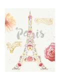Paris Blooms I