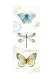My Greenhouse Butterflies V