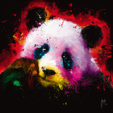 Panda Pop Giclée par Patrice Murciano