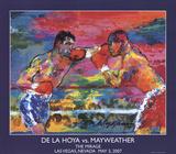 De La Hoya vs Mayweather