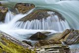 Blanket Creek  Blanket Creek Provincial Park  Sutherland Falls  British Columbia  Canada