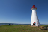 Canada  Prince Edward Island  Oldest Lighthouse Called Prim Point Light Station