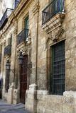 Central America  Cuba  Havana Old Havana Architecture