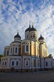 Estonia  Tallinn View of Alexander Nevsky Cathedral