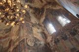 Georgia  Telavi Religious Artwork at Gremi Monastery
