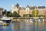 Canada  British Columbia  Victoria Marina