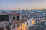 Portugal  Porto  Historic District at Dawn